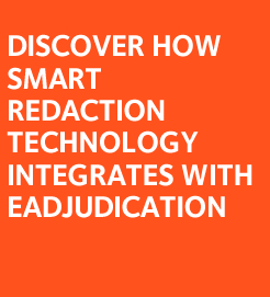 Ethical integrates Smart Redaction Technology to eAdjudication Software