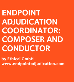 Endpoint Adjudication Coordinator: Composer and Conductor