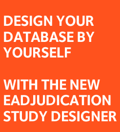 Design your Endpoint Adjudication Database by Yourself with the new eAdjudication Designer
