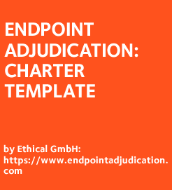 Adjudication Charter - Download the Endpoint Adjudication Charter Template designed by the Endpoint Adjudication Group on Linkedin