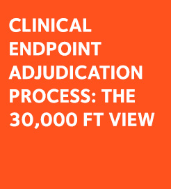 Clinical Adjudication Process