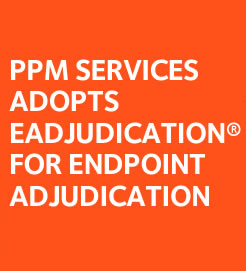 PPM Services and Ethical eAdjudication to implement Endpoint Adjudication for Quality Control in a Phase II Study on Acne