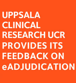 Endpoint Adjudication Committees: Uppsala Clinical Research UCR provides its Feedback on eAdjudication