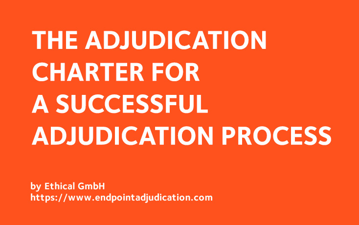 Adjudication Process