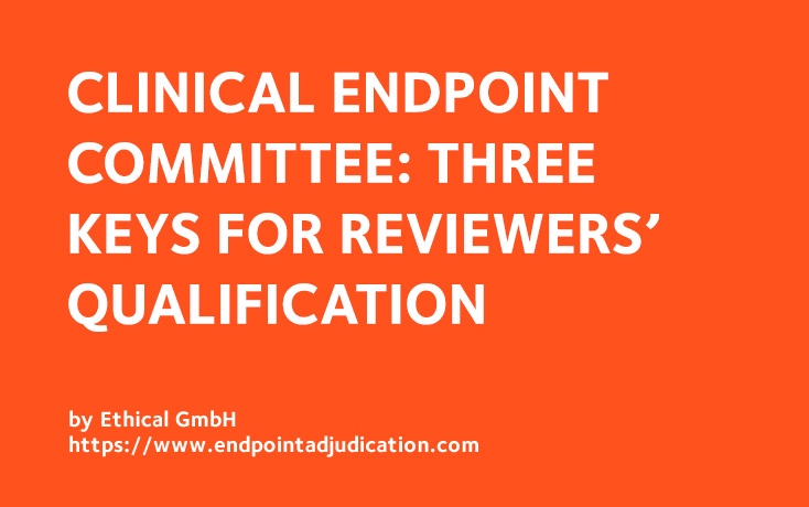 clinical endpoint committee