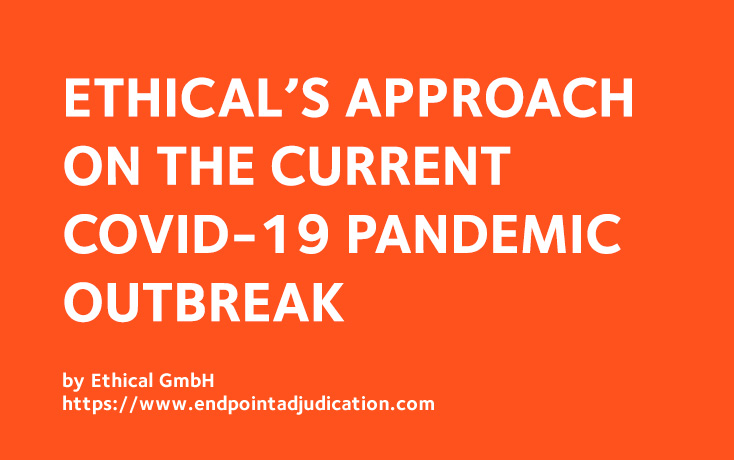 Ethical Approach on COVID-19 Pandemic