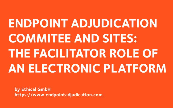 electronic adjudication
