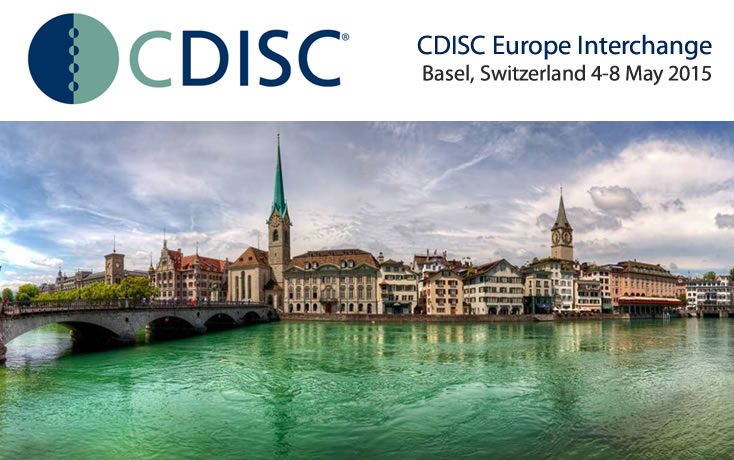 Endpoint Adjudication at the CDISC Europe Interchange 2015